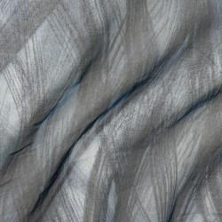 Seiden-Organza HATTON blue