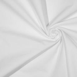 Baumwoll-Popeline PAPER WHITE