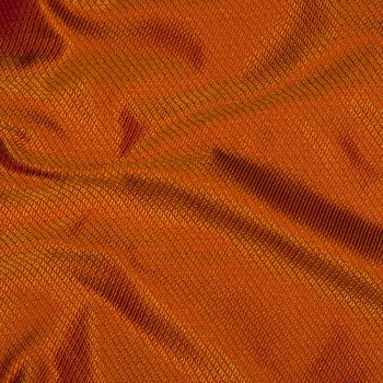 Seide Satin Duchesse Saglia ALAVA ORANGE