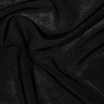 Seide Chiffon ARAVA BLACK