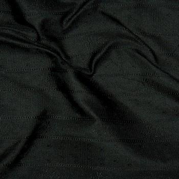 Seide Barré Bouquet BELAIT BLACK