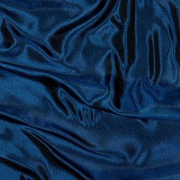 Seide Mikado Changeant leger CELLES VIOLET-BLUE