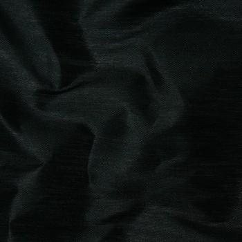 Leinen/Polyester-Etamine COAL