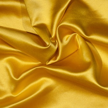 Wolle/Seiden-Satin GARUN YELLOW
