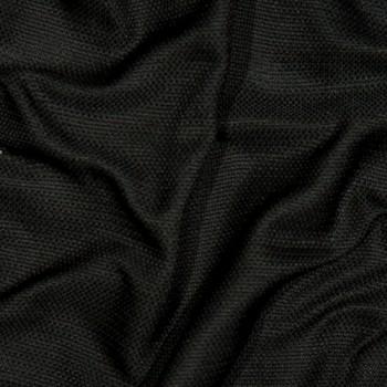 Seiden-Reps-Gaze KALDRA BLACK