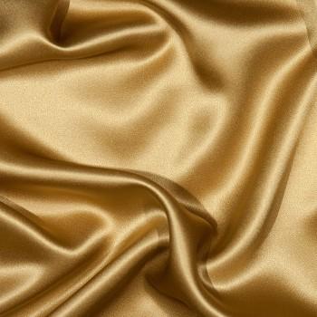 Seidencrêpe-Satin LUCY GOLD