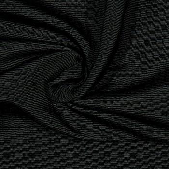 Seiden/Woll-Reps LUVUA BLACK