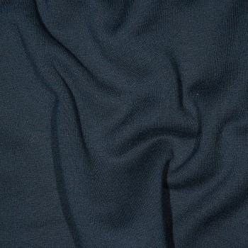 Baumwolle Sweatstoff NESSA NAVY