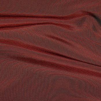 Seiden-Grosgrain water-repellent TARANTO RED