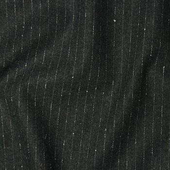 Nadelstreifen Woll-Flanell TENNIS