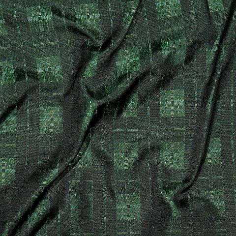 Seiden-Schottenkaro AVISIO GREEN