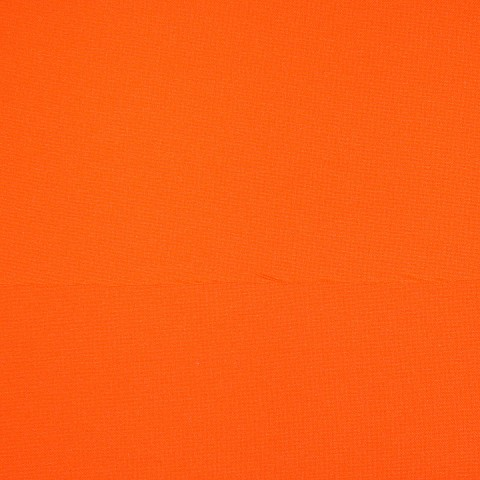 Polyester-Stretch-Toile MANDARINE